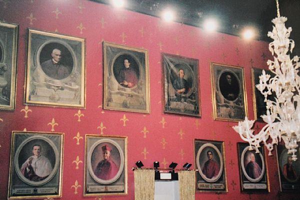 Salone Palazzo Vescovile Crema