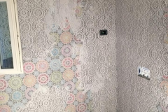 Tappezzeria interno doccia
